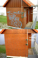 Graffitireinigung